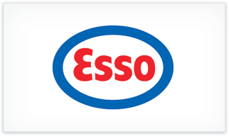 365 Esso Sservice stations
