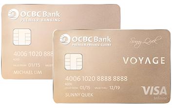 First Premier Bank Credit Cards >> Voyage Visa Infinite card | OCBC Singapore