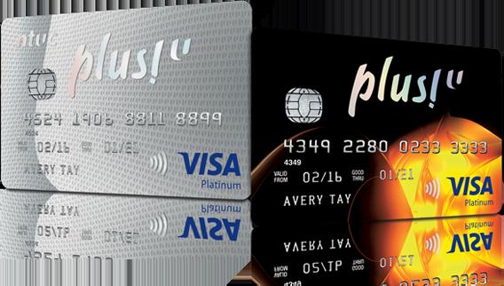 Forex plus visa card