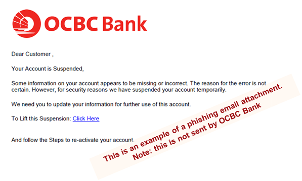 how to know your bank account number ocbc