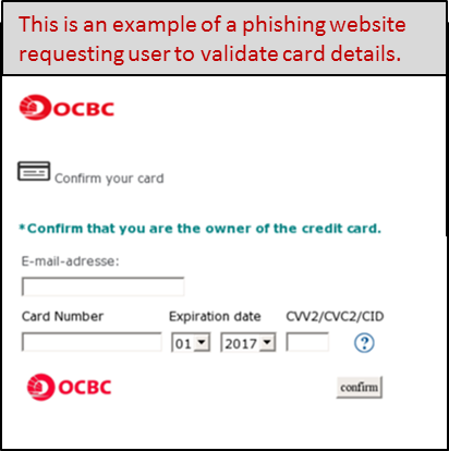 CVV-code - card key, not accessible to scammers